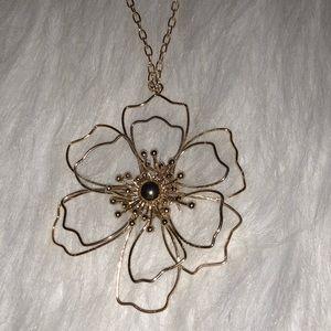 BaubleBar Jewelry - Baublebar Blossom Pendant Necklace